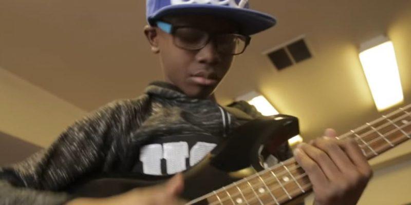 Bass Guitar for Small Hands