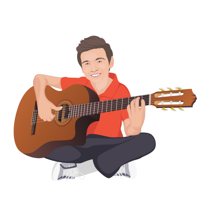 Buying A Guitar For A Child