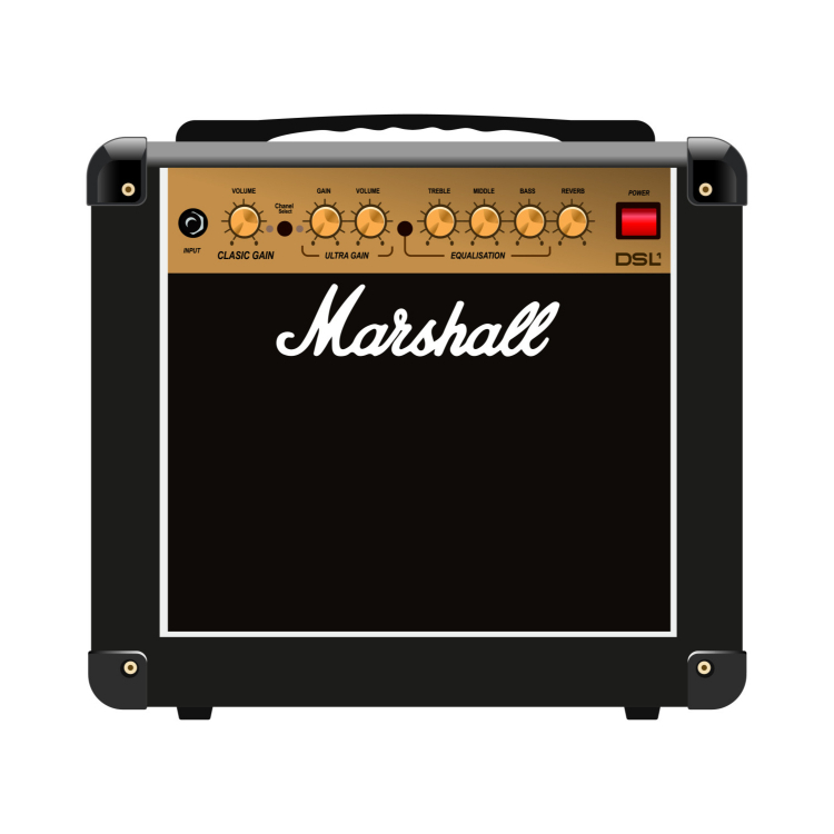 Marshall DSL1CR Review