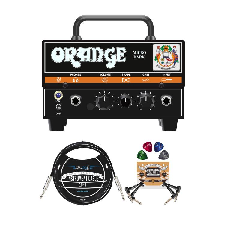 Orange Micro Dark Review
