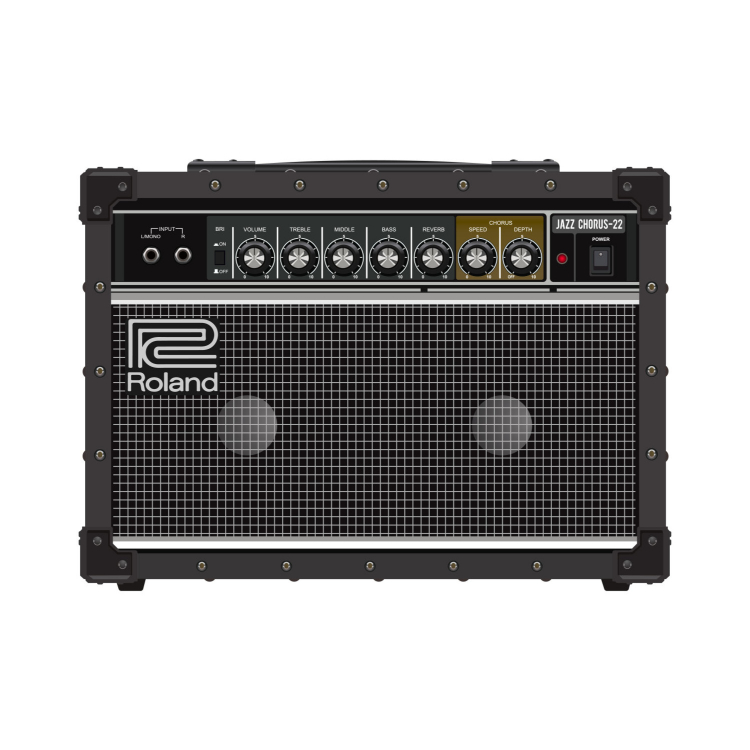 Roland JC-22 Review